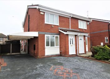 Thumbnail 2 bed semi-detached house for sale in Riversgate, Fleetwood