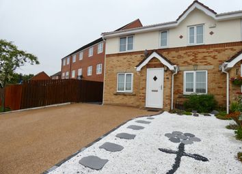 Thumbnail 4 bed semi-detached house for sale in Worcester Close, East Ardsley, Wakefield