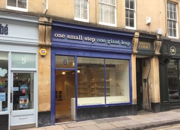 Thumbnail Retail premises to let in 6 Cheap Street, Bath, Somerset
