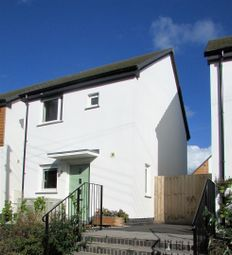Thumbnail 2 bed detached house to rent in Chapel Close, Chapel Street, Braunton