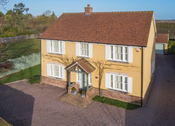 Thumbnail 4 bed detached house for sale in Preston St. Mary, Sudbury, Suffolk