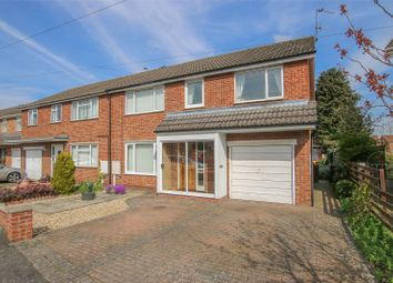 Thumbnail 5 bed semi-detached house for sale in Anglian Way, Market Rasen, Lincolnshire