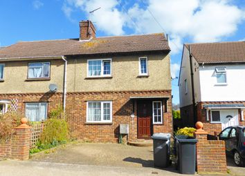 Thumbnail 3 bed semi-detached house to rent in Salisbury Road, Canterbury, Kent