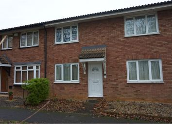 Thumbnail 2 bedroom terraced house to rent in Sharman Walk, Milton Keynes