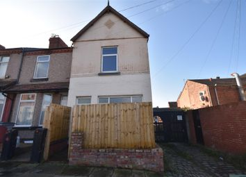 Thumbnail 3 bed end terrace house to rent in Elmswood Road, Tranmere, Birkenhead