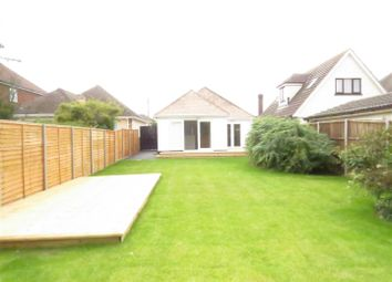 Thumbnail 3 bed detached bungalow to rent in Pound Lane, Oakdale, Poole