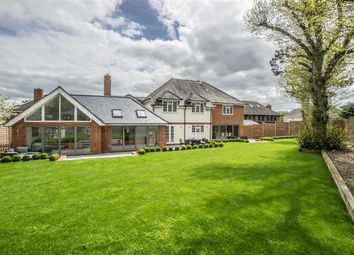 Thumbnail 5 bed detached house for sale in Danesbury Park, Bengeo, Herts