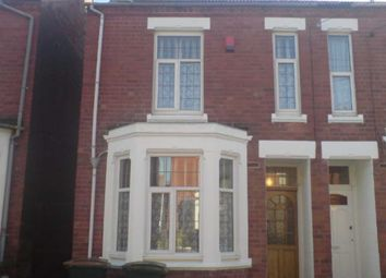 Thumbnail 1 bedroom terraced house to rent in Highland Road, Earlsdon, Coventry