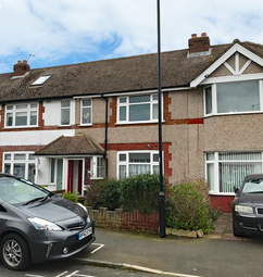 Thumbnail 2 bed property for sale in 8 Denison Road, Feltham, Greater London