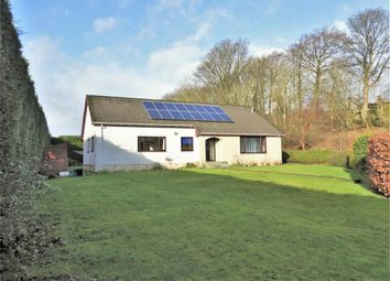 Thumbnail 4 bed detached bungalow for sale in 1 Springbank Lane, Milnathort, Kinross-Shire