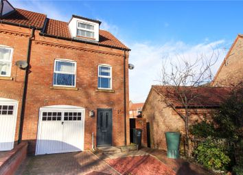 3 bed end terrace house for sale in St. Augustine Road, Lincoln LN2