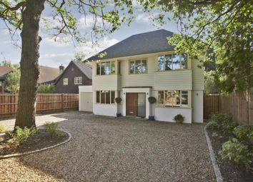 Thumbnail 6 bed detached house to rent in Leatherhead Road, Oxshott
