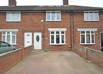 Thumbnail 3 bed terraced house for sale in Otterbourne Road, London