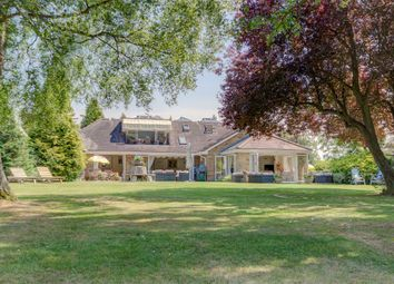 Thumbnail 5 bed detached bungalow for sale in Church Road, Little Berkhamsted, Hertford