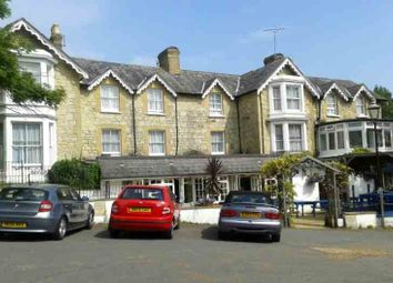 Thumbnail Hotel/guest house for sale in Church Road, Shanklin