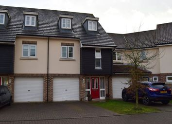 Thumbnail 4 bed town house for sale in Scholars Walk, Farnborough