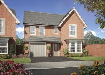 "Thumbnail 4 bedroom detached house for sale in ""Heathfield"" at Gilhespy Way, Westbury"