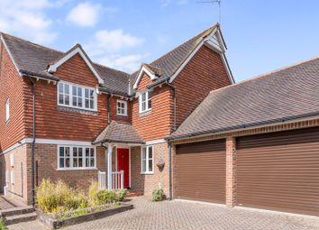 Thumbnail 4 bed semi-detached house for sale in Parkside Mews, Hurst Road, Horsham, West Sussex