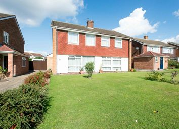 Thumbnail 3 bed semi-detached house for sale in Harman Drive, Blackfen, Sidcup