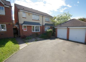 Thumbnail 3 bed semi-detached house for sale in Ansell Drive, Coventry