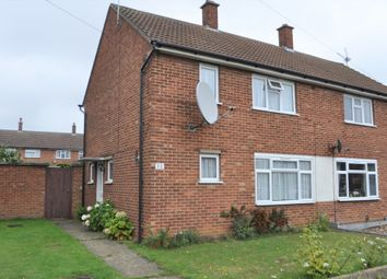 Thumbnail 3 bed semi-detached house for sale in Connaught Road, Ipswich