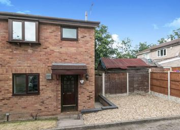 Thumbnail 2 bed end terrace house for sale in Browning Close, Blacon, Chester, Cheshire