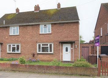 Thumbnail 3 bed semi-detached house for sale in Woodhall Road, Chelmsford