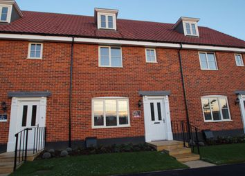 Thumbnail 3 bedroom terraced house for sale in Church Hill, Saxmundham