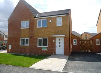 Thumbnail 2 bedroom semi-detached house to rent in Walshaw Street, Beswick, Manchester