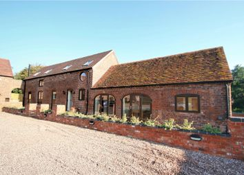 Thumbnail 5 bed barn conversion for sale in Blakeshall, Wolverley, Kidderminster
