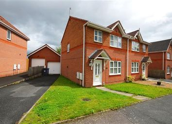 Thumbnail 3 bedroom semi-detached house for sale in Hyacinth Road, Basford, Stoke On Trent