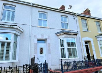 Thumbnail 3 bed terraced house for sale in Walters Road, Llanelli