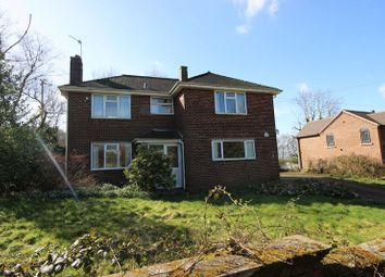 Thumbnail 3 bed detached house for sale in Jack Haye Lane, Light Oaks, Stoke-On-Trent