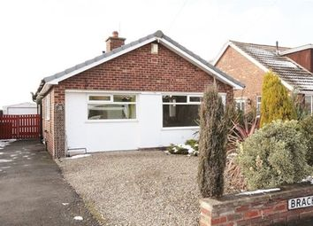 Thumbnail 2 bed bungalow to rent in Brackenhill Avenue, Selby