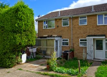 Thumbnail 1 bed terraced house for sale in Clare Close, Waterbeach, Cambridge