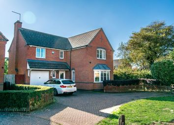 Thumbnail 4 bed detached house for sale in Kitchener Close, Daventry