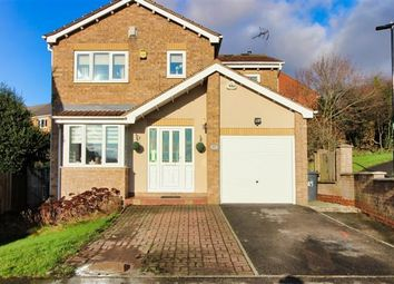 Thumbnail 4 bed detached house for sale in Stoneacre Avenue, Hackenthorpe, Sheffield