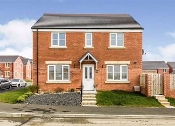 Thumbnail 4 bed detached house for sale in Maes Y Glo, Llanelli