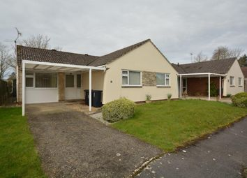 Thumbnail 2 bed bungalow for sale in Spitfire Close, Crossways