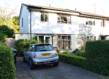 Thumbnail 3 bed property for sale in Lonsdale Drive, Enfield