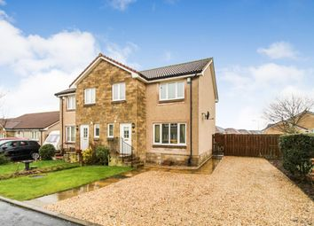 Thumbnail 3 bed semi-detached house for sale in Kilmux Park, Kennoway, Leven