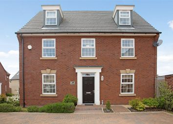 Thumbnail 5 bedroom detached house for sale in Letitia Avenue, Meriden, West Midlands