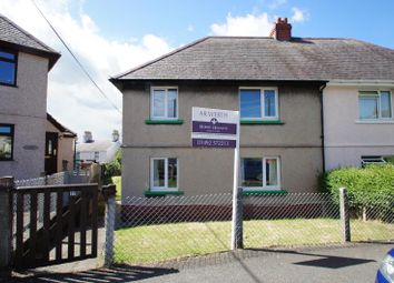 Thumbnail 4 bed semi-detached house for sale in LL31, Deganwy, Borough Of Conwy
