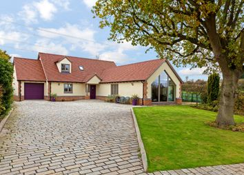 Thumbnail 3 bed detached house for sale in Thistley Lane, Gosmore, Hitchin