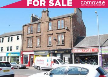 Thumbnail 2 bed flat for sale in Main Street, Ayr