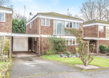 Thumbnail 4 bed link-detached house for sale in Wellesley Drive, Crowthorne