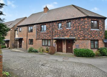 Thumbnail 3 bed mews house for sale in Brenchley Mews, Charing, Ashford