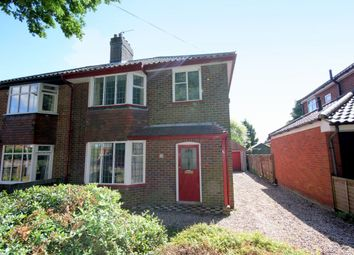 3 bed semi-detached house for sale in Clabon Road, North City, Norwich NR3