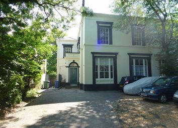 Thumbnail 2 bedroom flat to rent in Grove Park, Sefton Park, Liverpool
