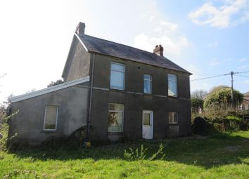 Thumbnail 4 bed detached house for sale in Greenfield Terrace, Pontyberem, Llanelli